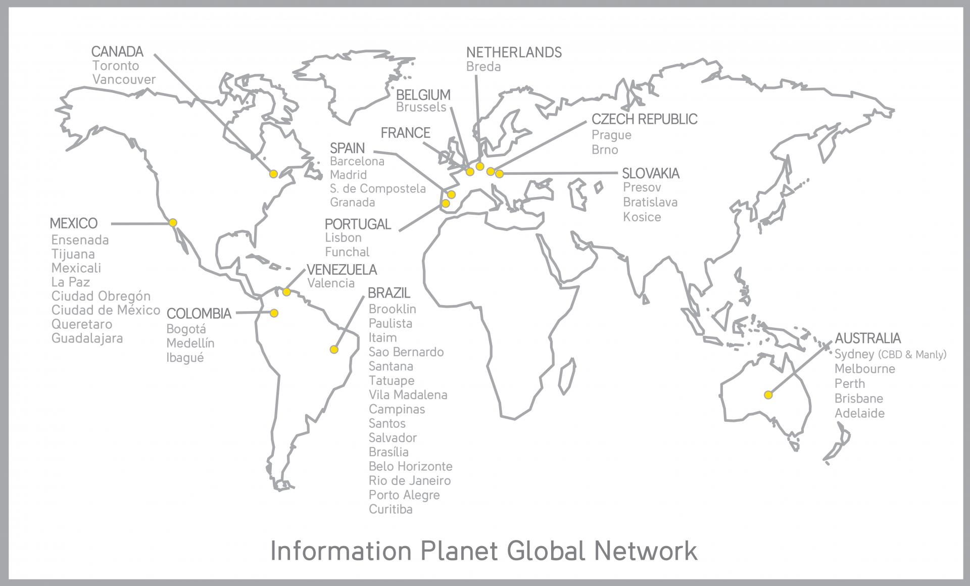 Information Planet kanceláře